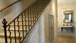 escalier-couloir